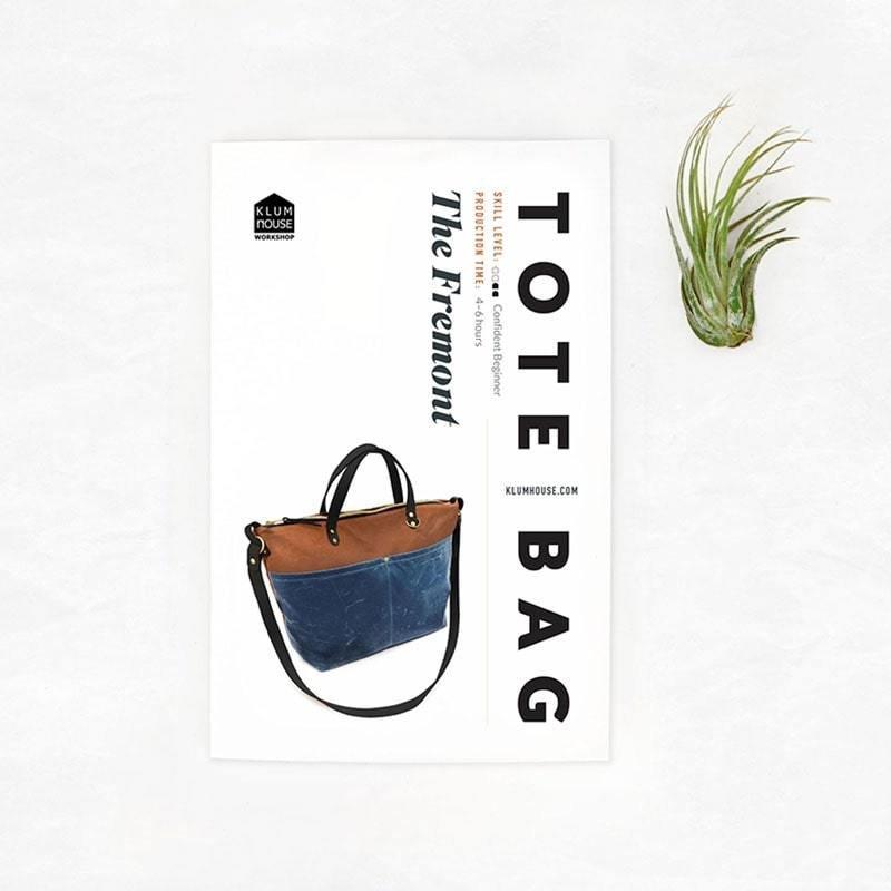 Klum House - Fremont Bag Pattern