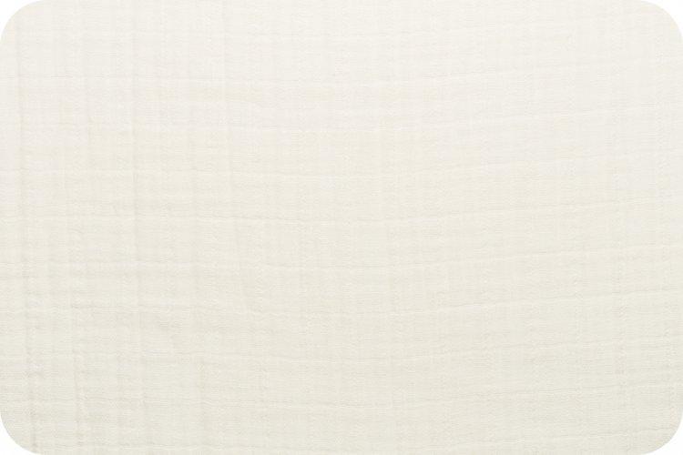 Shannon Fabrics Embrace Double Gauze (Ivory)