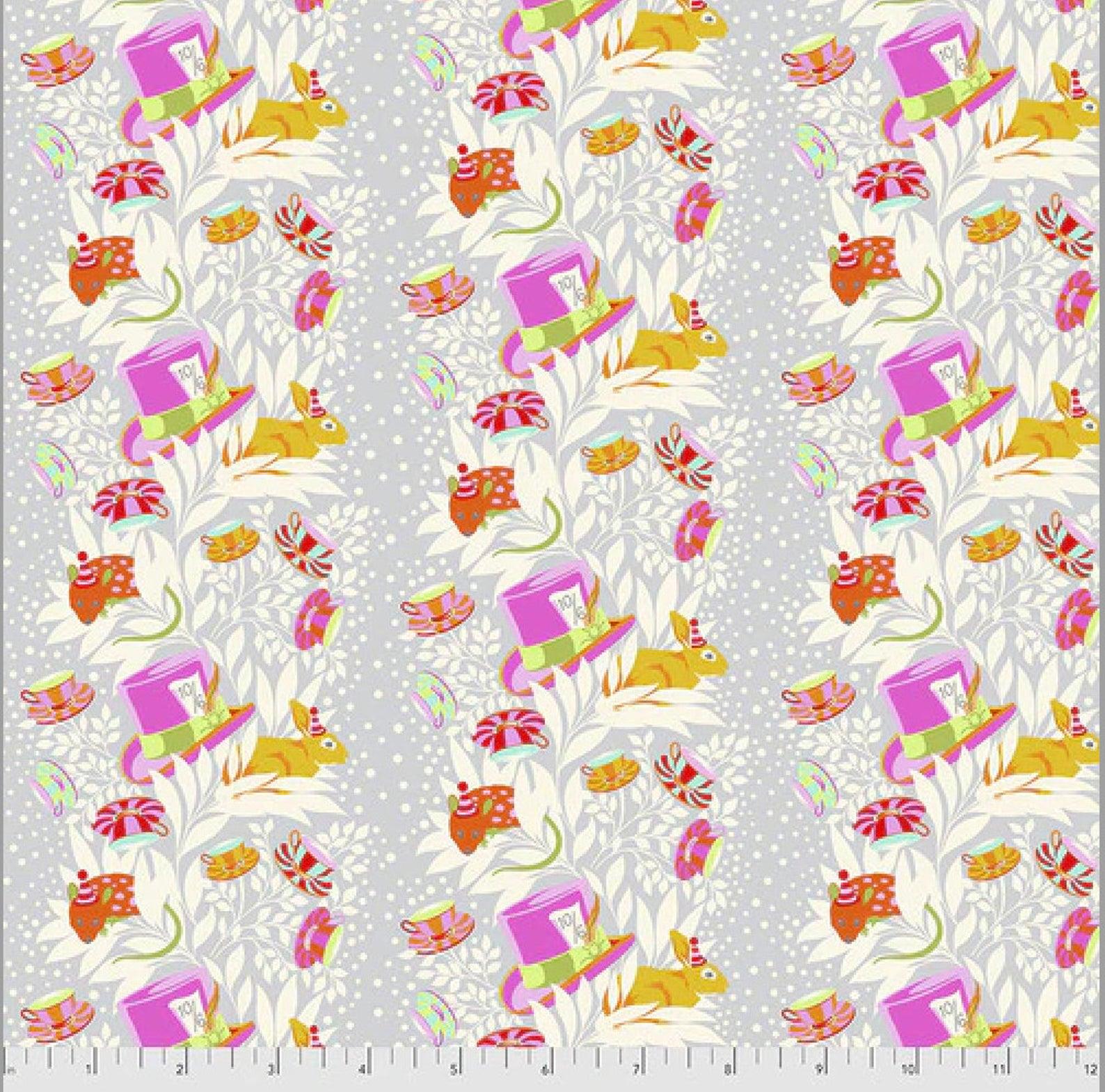 Tula Pink - Curiouser & Curiouser - 6pm Somewhere (Wonder)