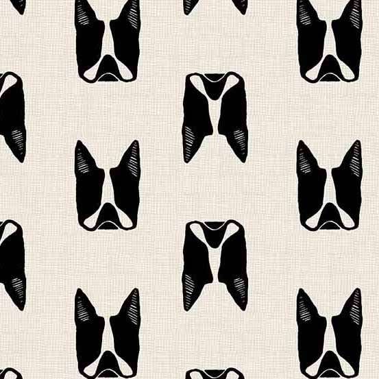 Sarah Golden Cats and Dogs - Dogs (Black)