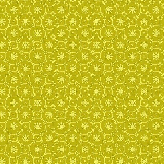 Lace in Yellow