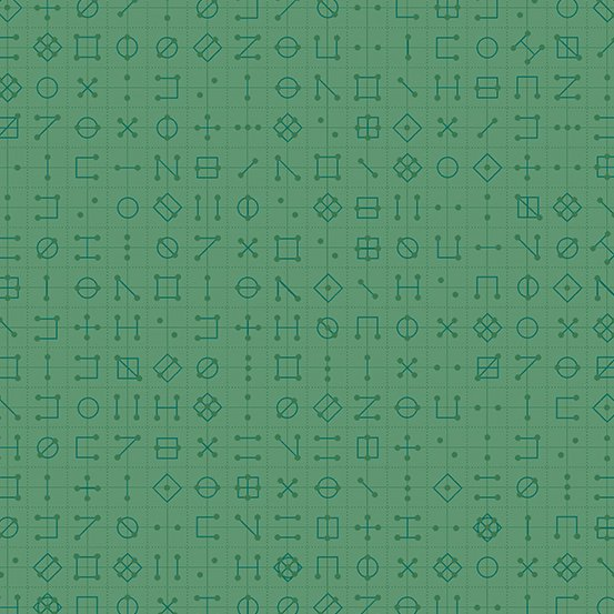 Giucy Giuce - Declassified - Cipher (Celadon)