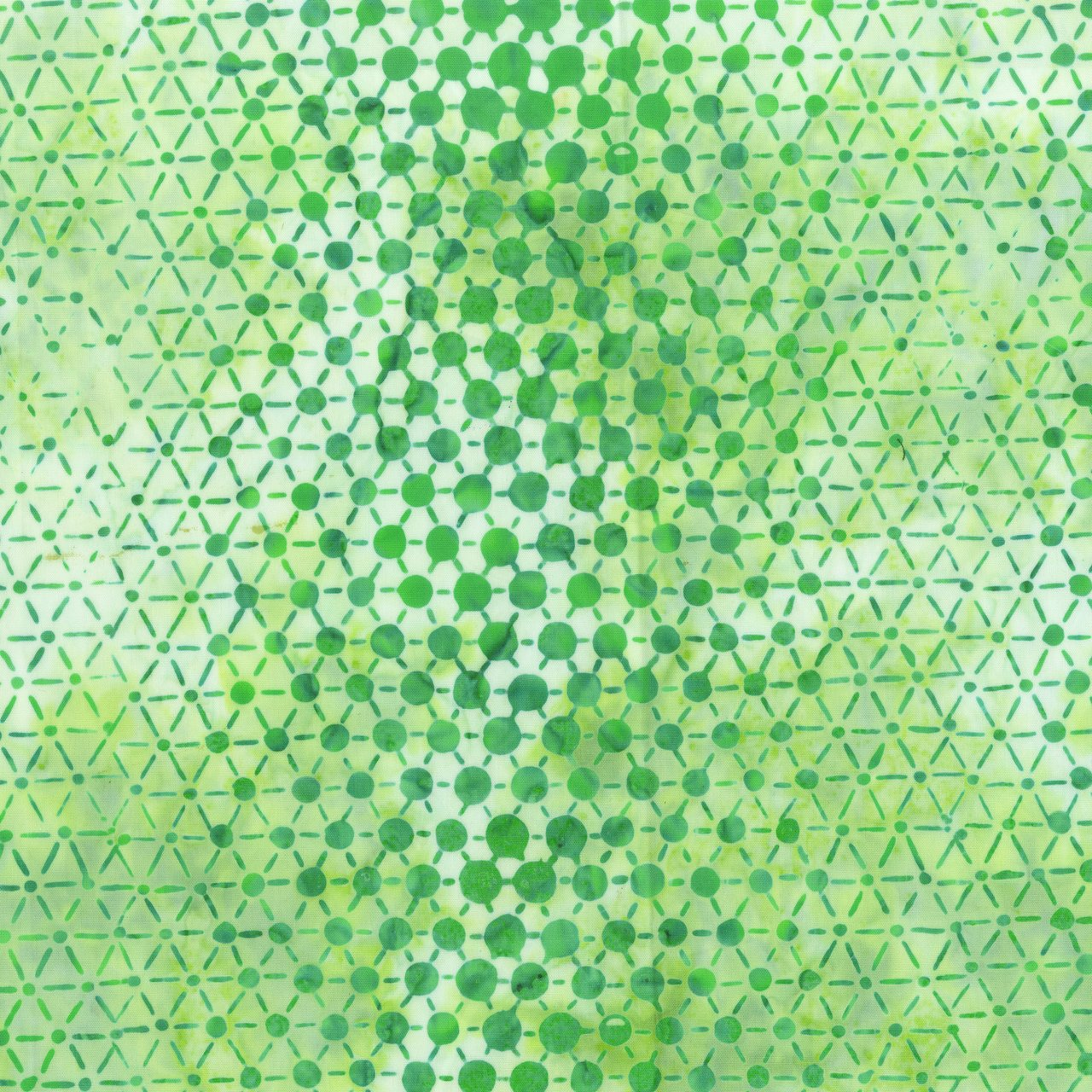 Pop Dot Batik (Shamrock)