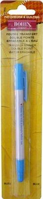 Water Soluble Transfer Pen BLUE