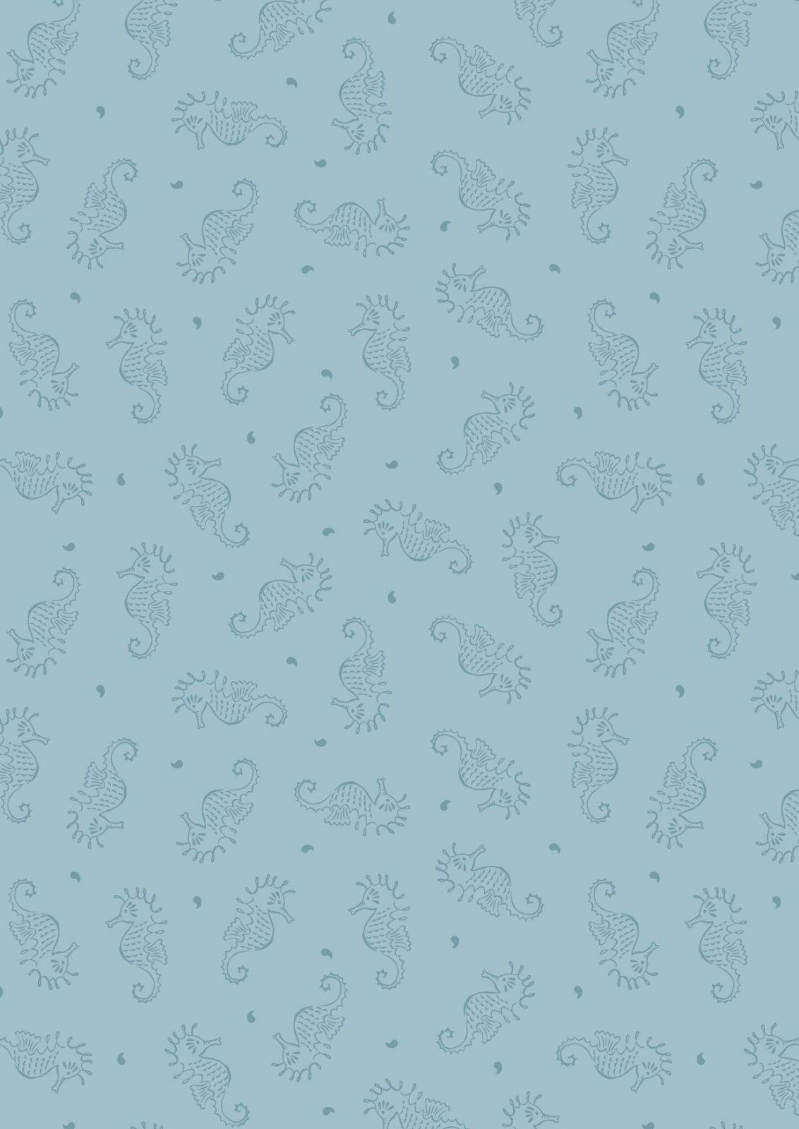 Thalassophile - Seahorses (Coastal Blue)
