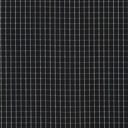 Carolyn Friedlander - Harriot Yarn Dyed (Black)