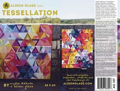 Tessellation Quilt by Alison Glass