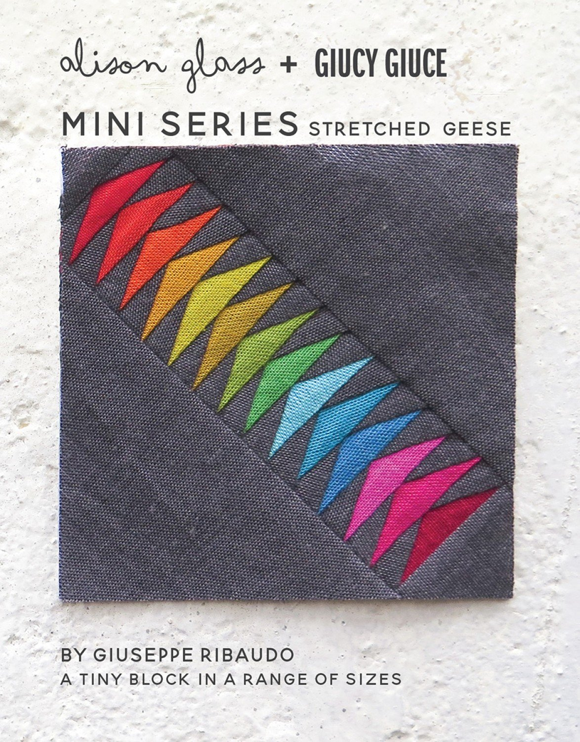 Giucy Giuce - Mini Series Stretched Geese