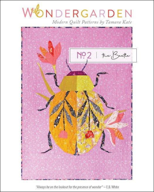 Tamara Kate - Wondergarden - The Beetle Pattern