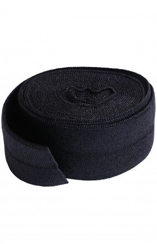 Cotton Webbing 1-1/2in (Black)