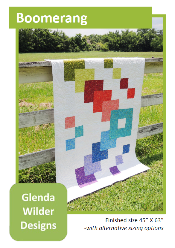 Glenda WIlder Designs - Boomerang