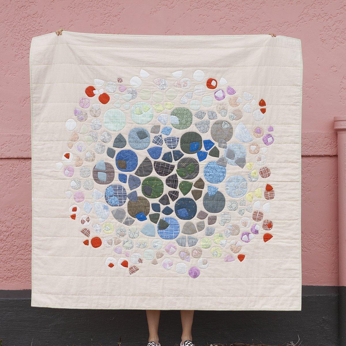 Carolyn Friedlander - Clay Quilt Pattern