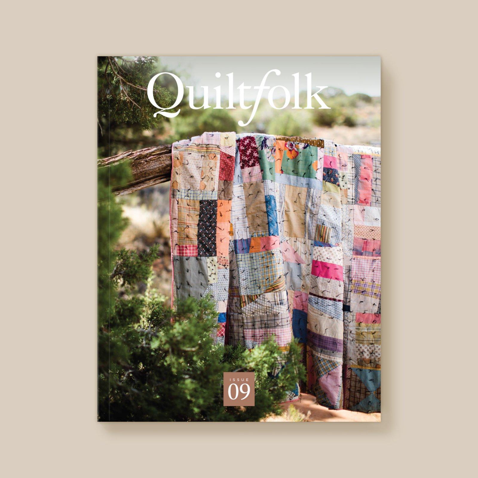 Quiltfolk - Issue 9 - Utah