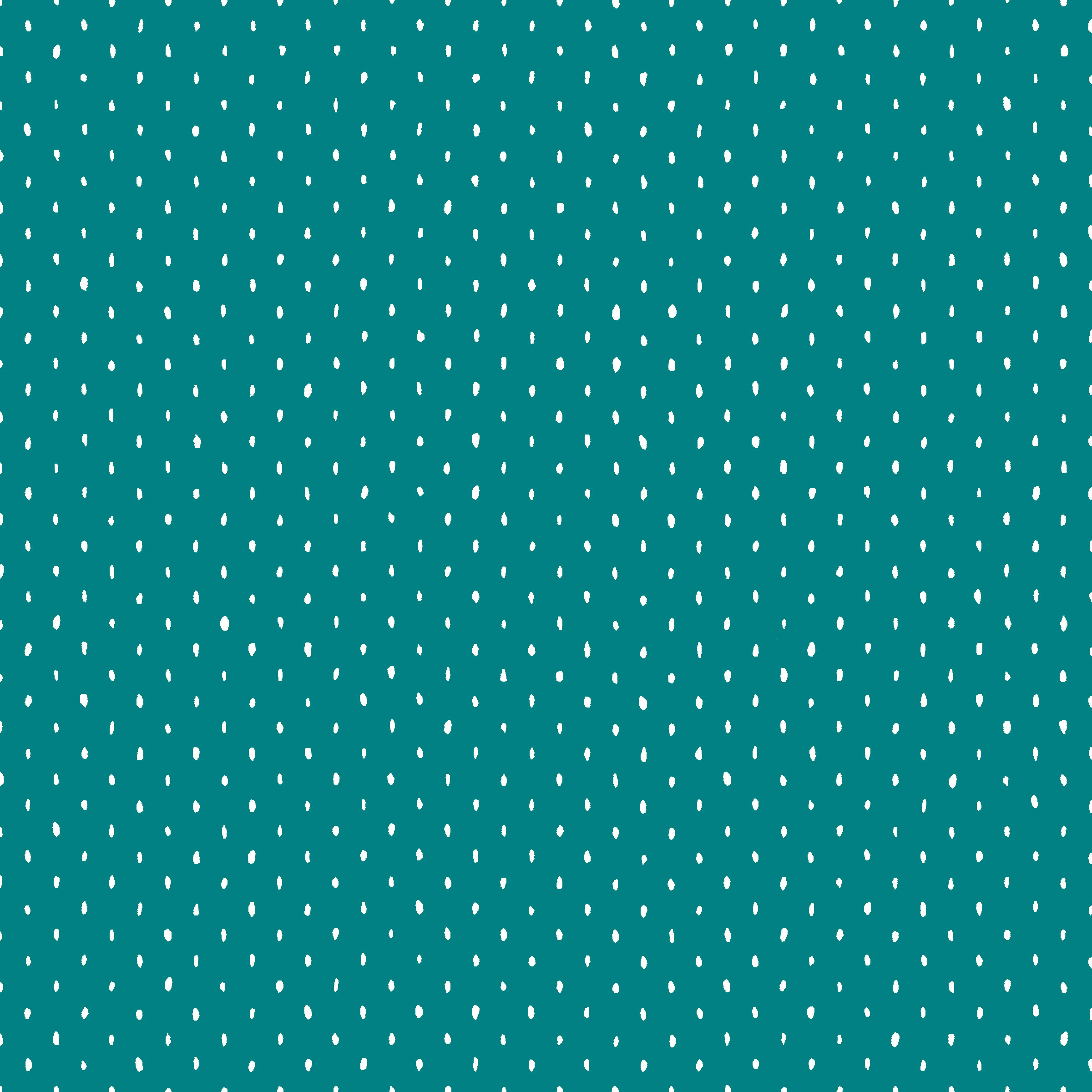 Cotton+Steel Basics - Stitch and Repeat (Teal)