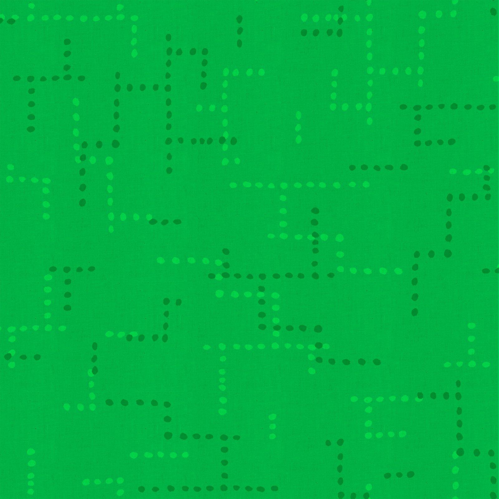 Cotton+Steel Basics - Go Dot Go Clover