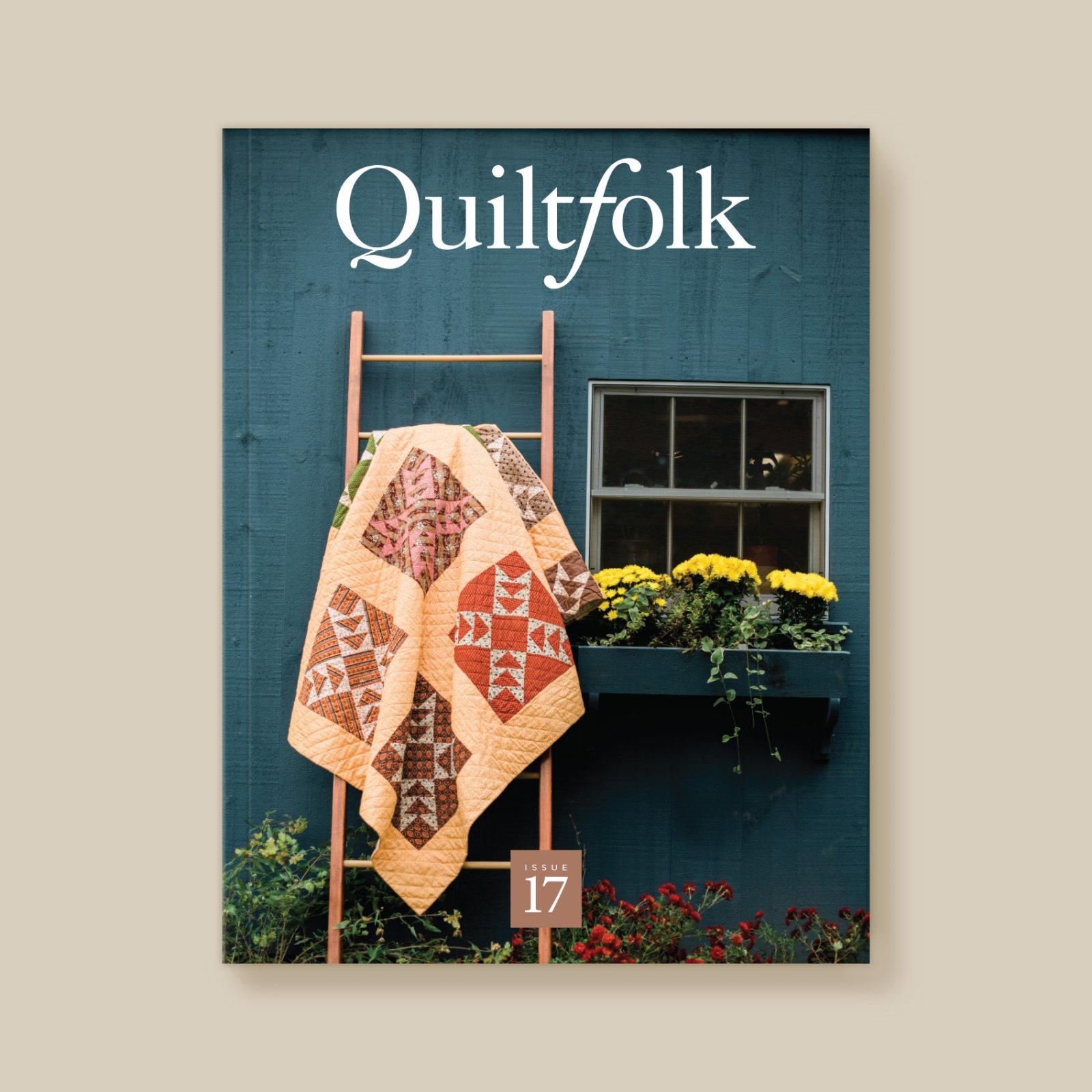 Quiltfolk - Issue 17 - Connecticut