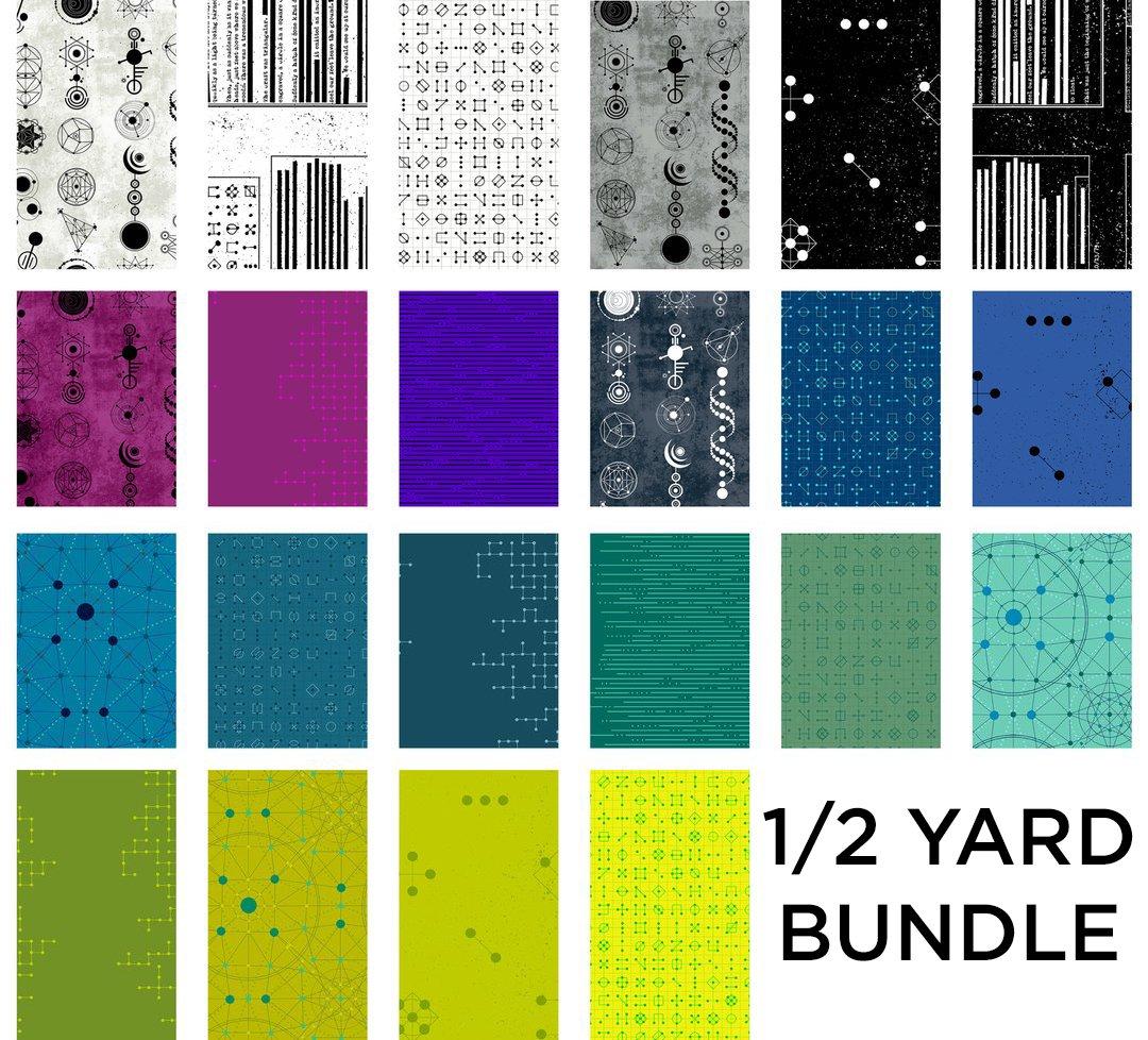 PRE-ORDER Declassified - Half-Yard Bundle