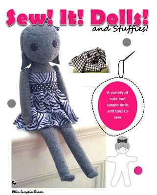 Sew It Dolls and Stuffies - The Doll Loft