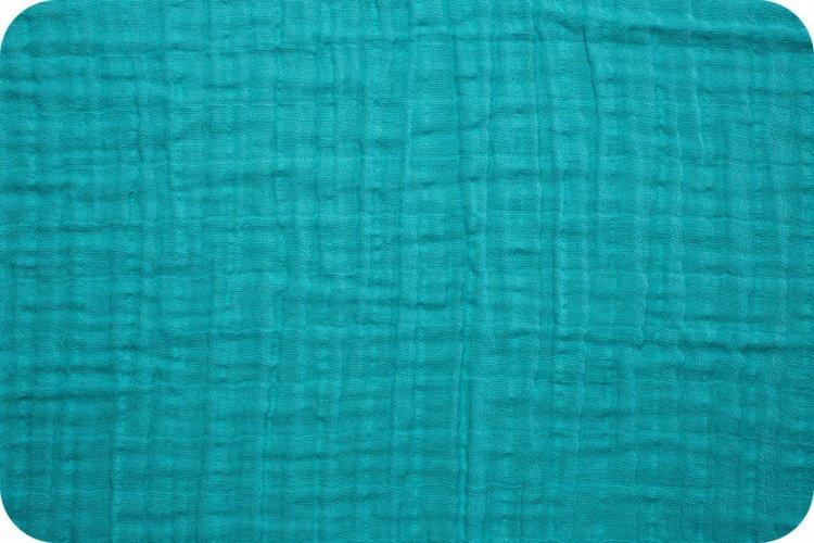 Shannon Fabrics Embrace Double Gauze (Teal)