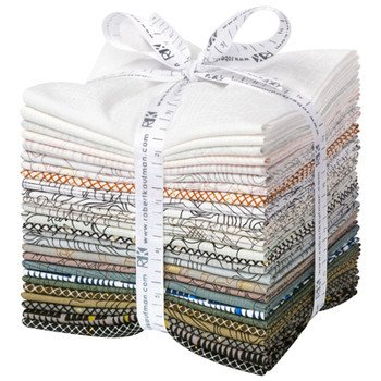Carolyn Friedlander - Collection CF - Neutral Colorstory (FQ Bundle - 26 pieces)