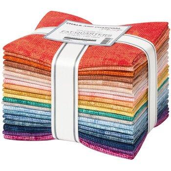 Fat Quarter Bundle - Jennifer Sampou - Chalk and Charcoal  - New Colors 2021 (20 count)