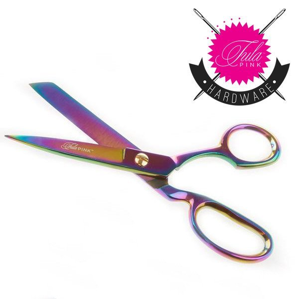 Tula Pink 8 Shears Right handed