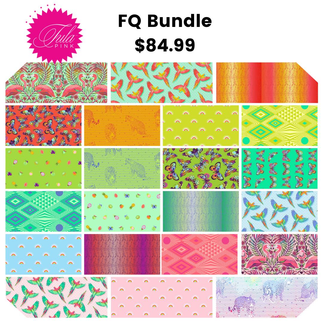PRE-ORDER Tula Pink Daydreamer - FQ Bundle