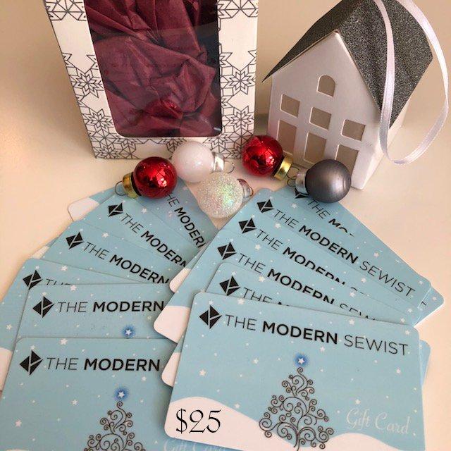 Modern Sewist Gift Card