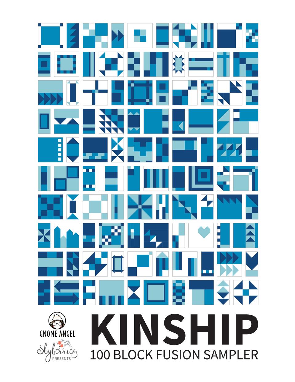Kinship 100 Block Fusion Sampler