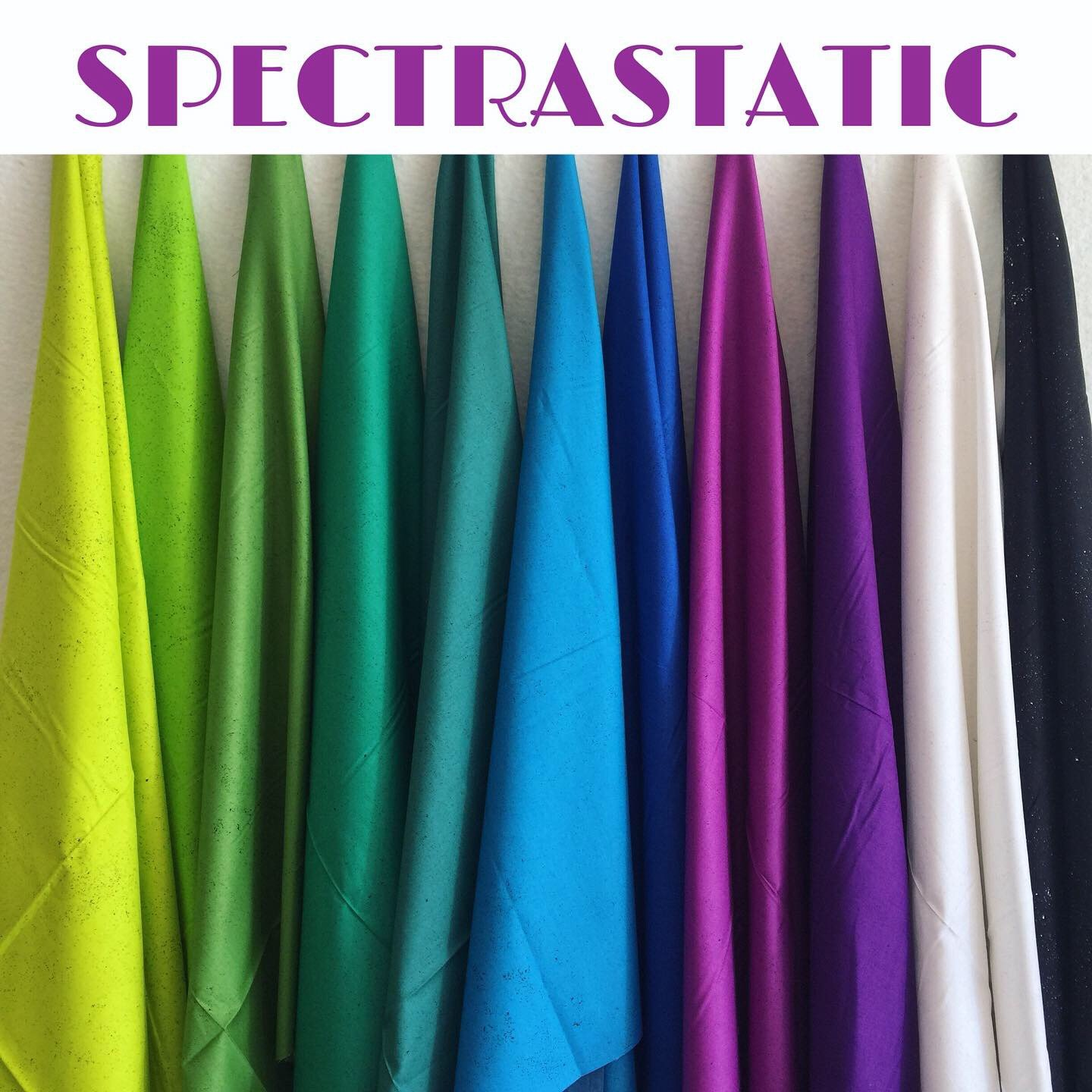 Giucy Giuce - Spectrastatic - FQ Bundle (11 pieces)