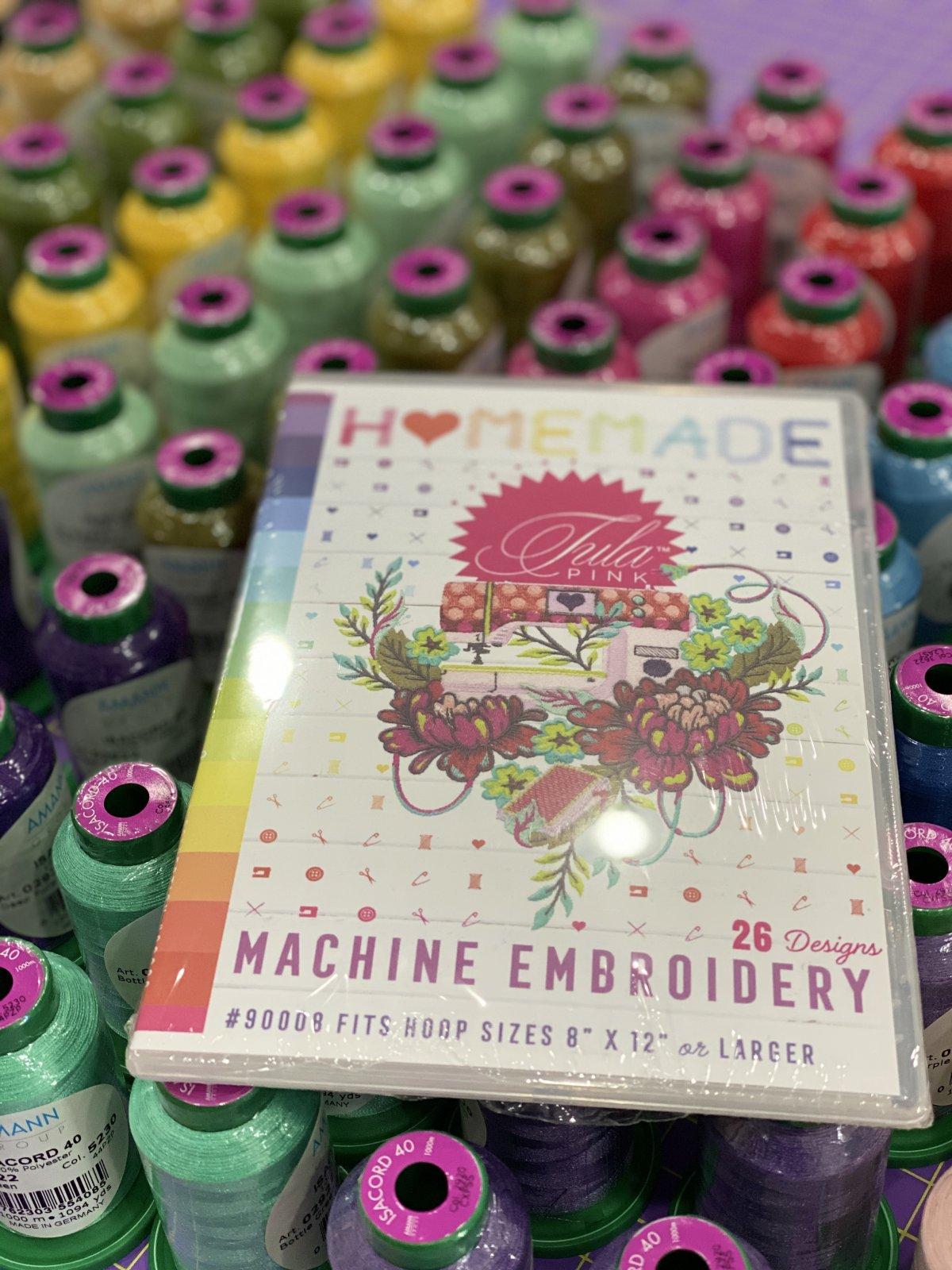 Isacord - Tula Pink Homemade Thread Set