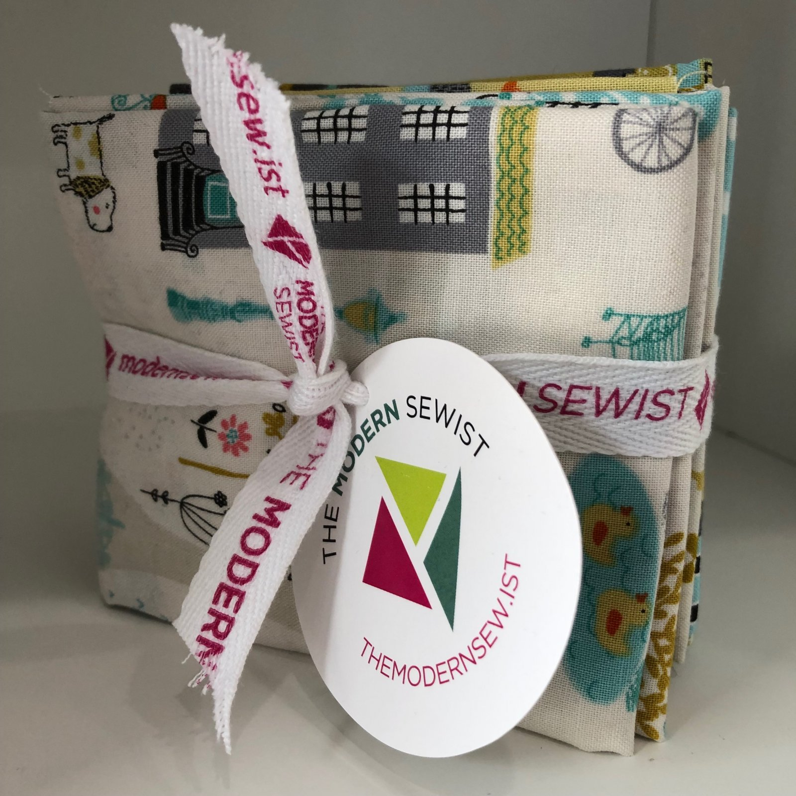 FQ Bundle - Walk in the Park by Makeower UK