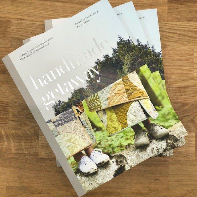 Handmade Getaway by Jacqueline Sava Clarke & Karyn Valino