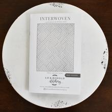 Lo & Behold Stitchery - Interwoven Pattern