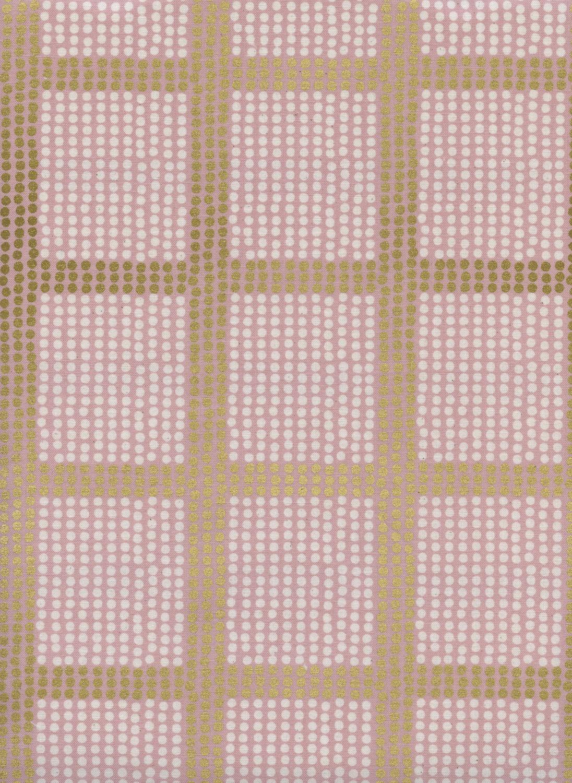 Jen Hewett Imagined Landscapes - The Avenues (Rose Gold)