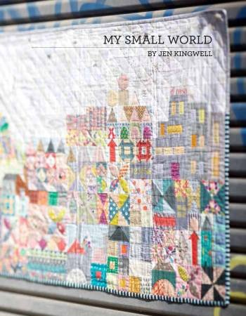 Jen Kingwell -My Small World Booklet