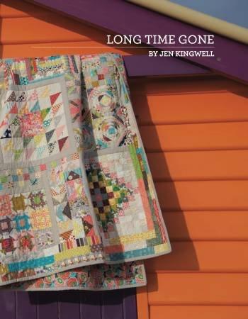 Jen Kingwell - Long Time Gone Booklet