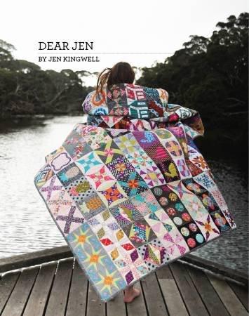Jen Kingwell - Dear Jen Booklet