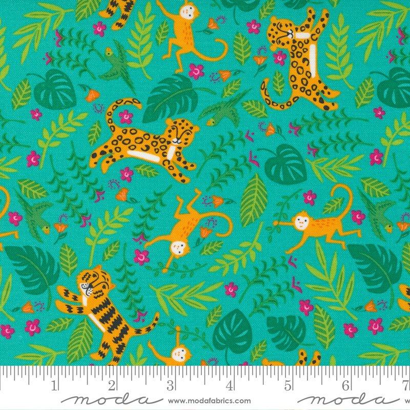 Stacy Iest Hsu - Jungle Paradise - Jungle Fun (Peacock)