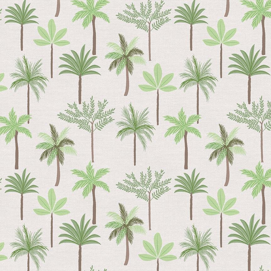 Double Gauze - Jungle - Jungle Trees