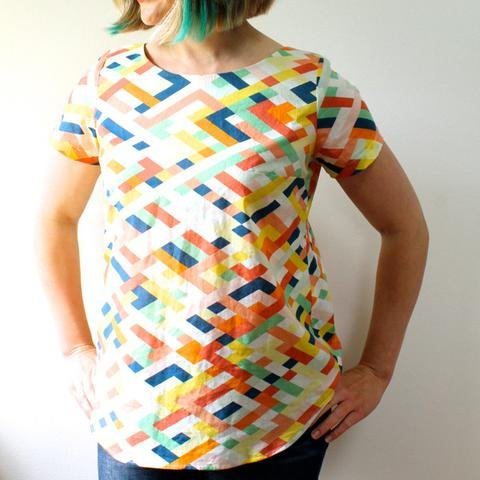 Made by Rae - Beatrix Top Pattern