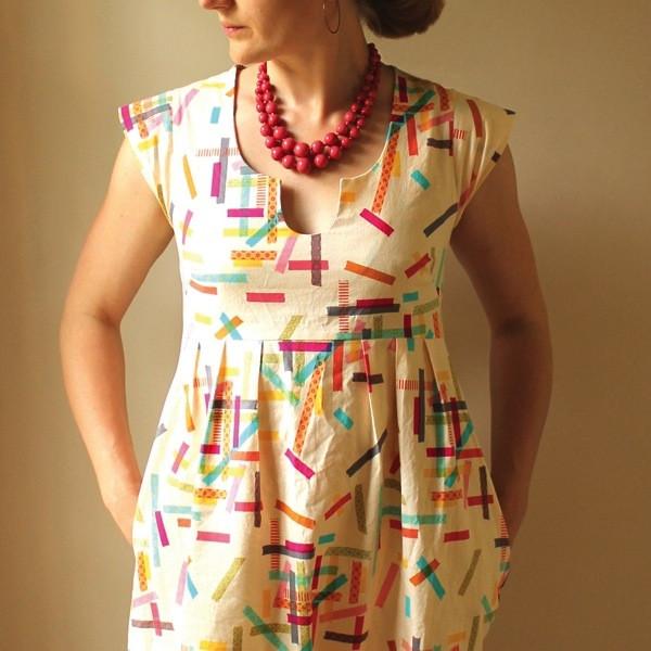 Made by Rae - Washi Dress Pattern