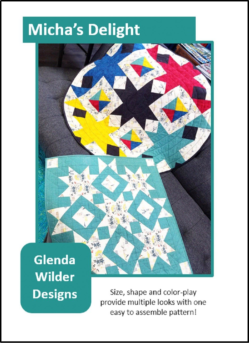 Glenda WIlder Designs - Micha's Delight