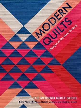 Modern Quilts Book by The Modern Quilt Guild