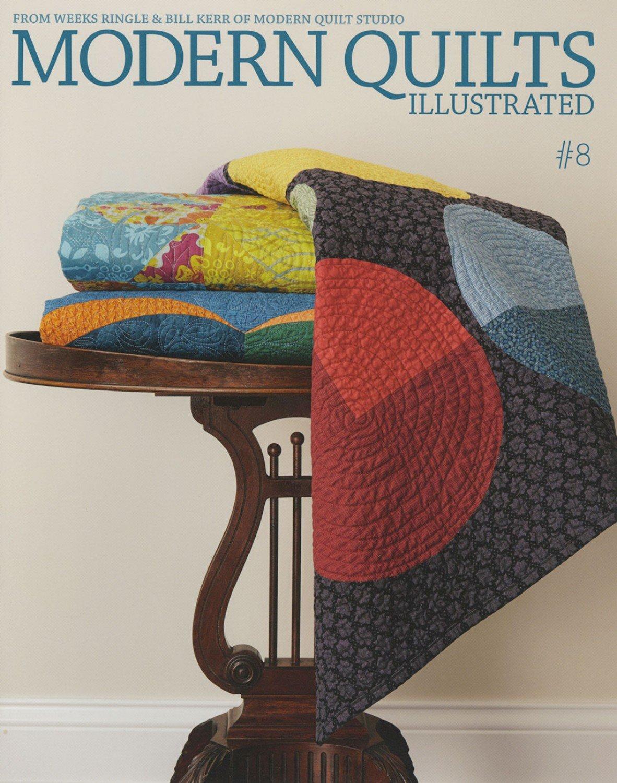 Modern Quilt Studio - Modern Quilts #8