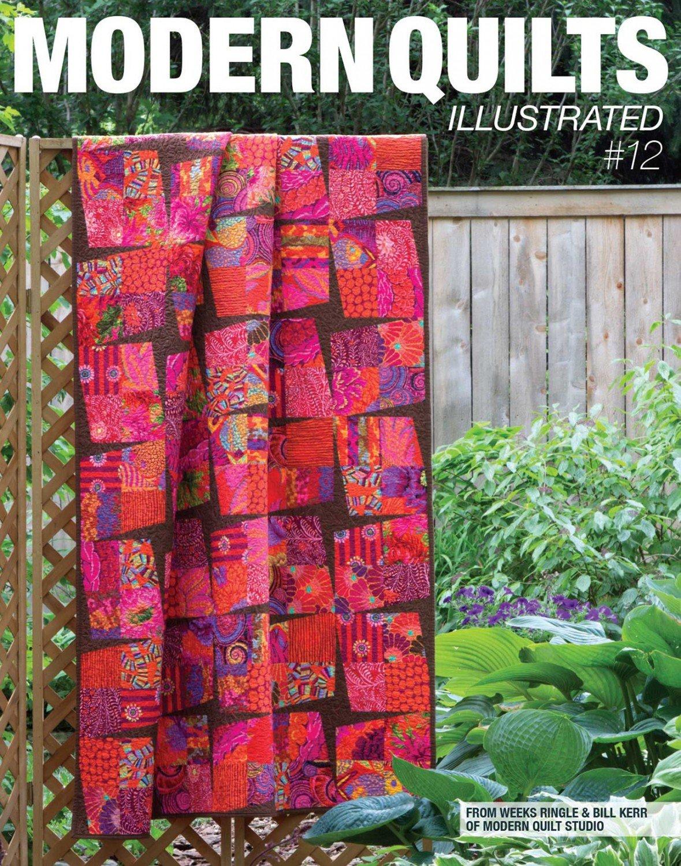 Modern Quilt Studio - Modern Quilts #12