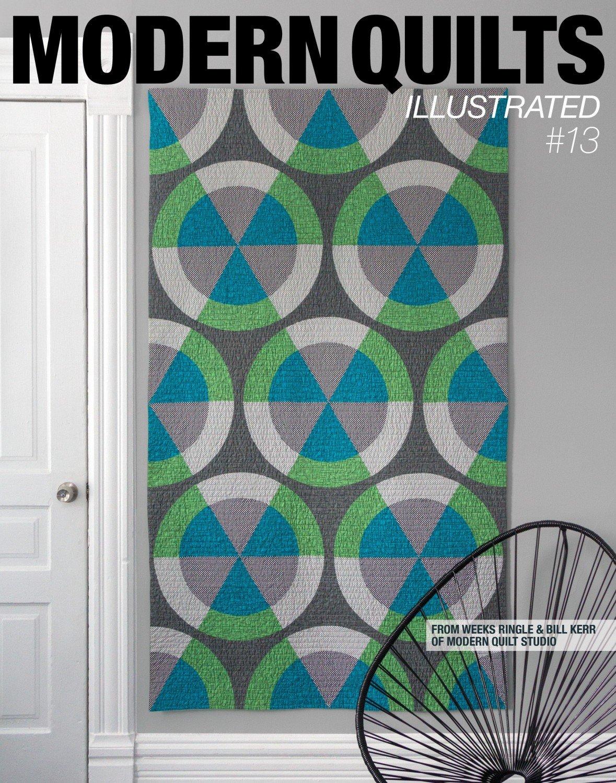 Modern Quilt Studio - Modern Quilts #13