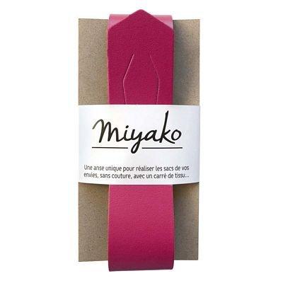 Miyako Handle (Raspberry)