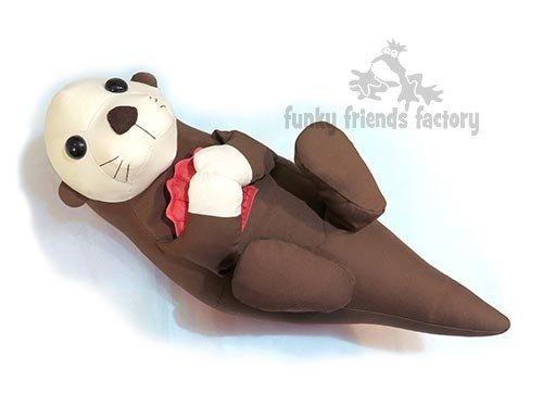 Oscar the Otter- Funky Friends