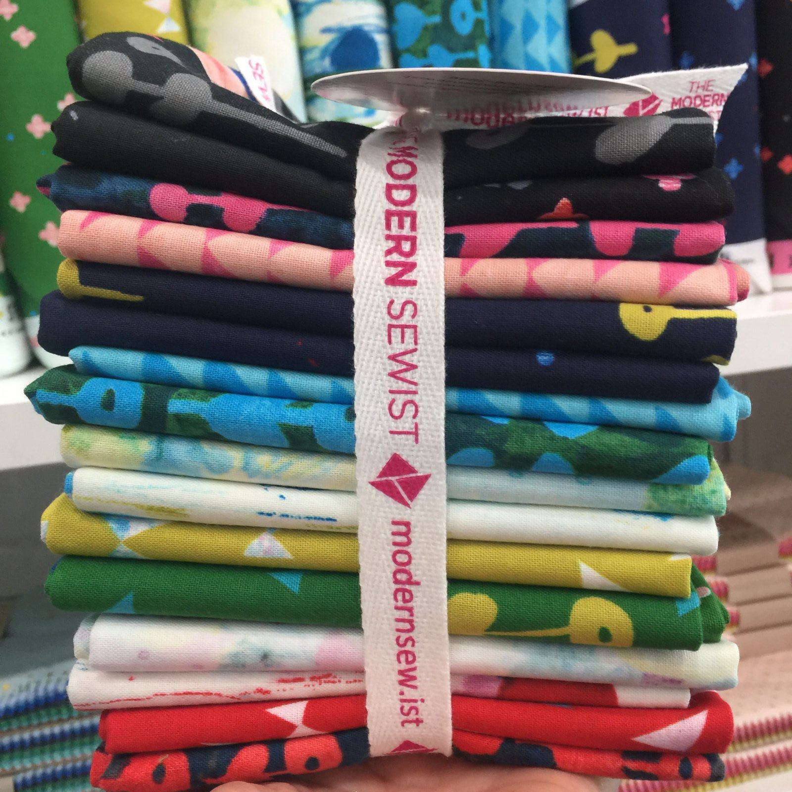 Cotton+Steel - Once Upon A Time - FQ Bundle (17 pieces)